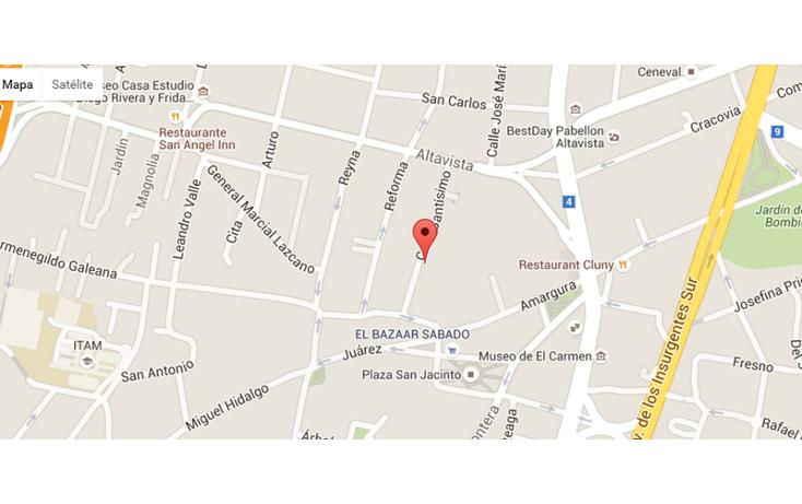 Foto de casa en venta en  , san angel, ?lvaro obreg?n, distrito federal, 1660571 No. 13