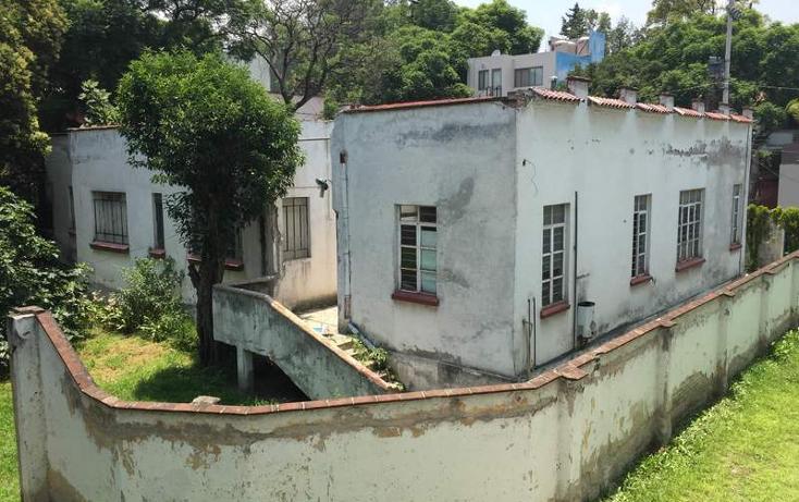 Foto de terreno habitacional en venta en  , san angel, ?lvaro obreg?n, distrito federal, 1661343 No. 03