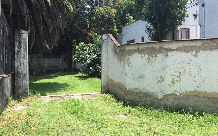 Foto de terreno habitacional en venta en  , san angel, ?lvaro obreg?n, distrito federal, 1661343 No. 07