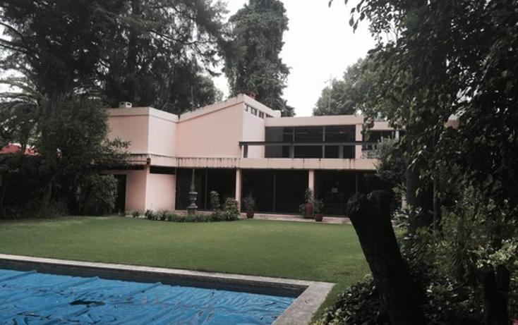 Foto de casa en renta en  , san angel, álvaro obregón, distrito federal, 1663137 No. 01