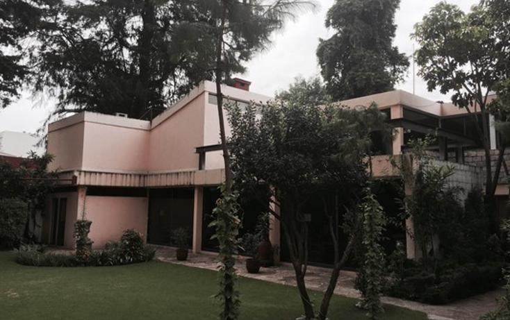 Foto de casa en renta en  , san angel, álvaro obregón, distrito federal, 1663137 No. 08
