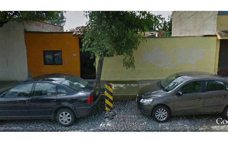 Foto de terreno comercial en venta en  , san angel, álvaro obregón, distrito federal, 1873226 No. 01