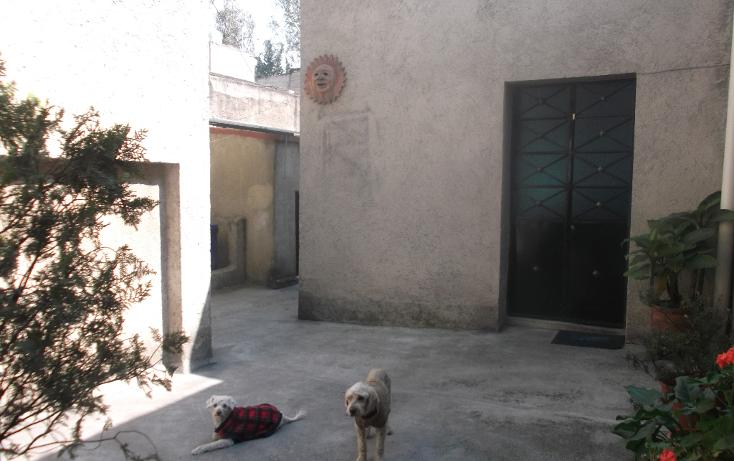 Foto de terreno comercial en venta en  , san angel, álvaro obregón, distrito federal, 1873226 No. 03