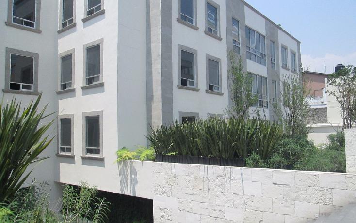 Foto de oficina en renta en  , san angel, álvaro obregón, distrito federal, 1930052 No. 01