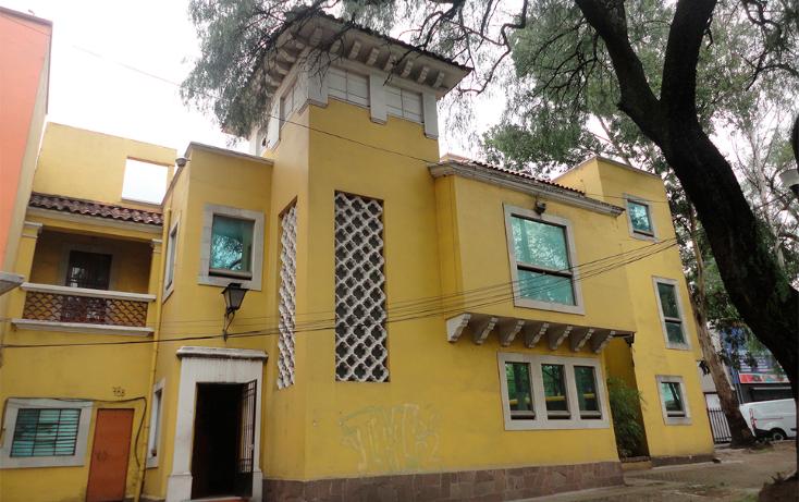 Foto de casa en renta en  , san angel, álvaro obregón, distrito federal, 1975146 No. 01