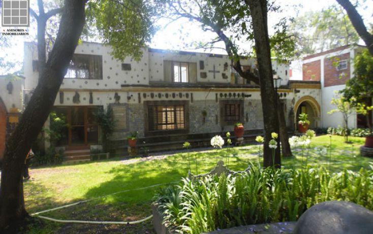 Foto de terreno habitacional en venta en, san angel inn, álvaro obregón, df, 1777721 no 04