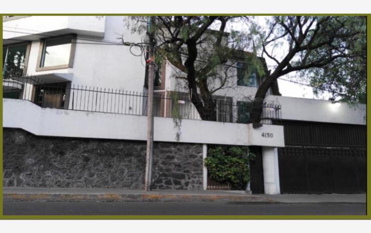 Foto de casa en venta en  , san angel inn, ?lvaro obreg?n, distrito federal, 1898548 No. 01