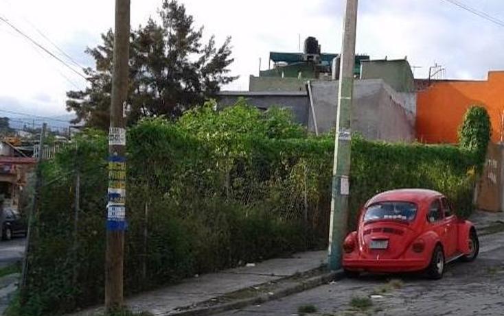 Foto de terreno habitacional en venta en  , san antón, cuernavaca, morelos, 1285867 No. 03