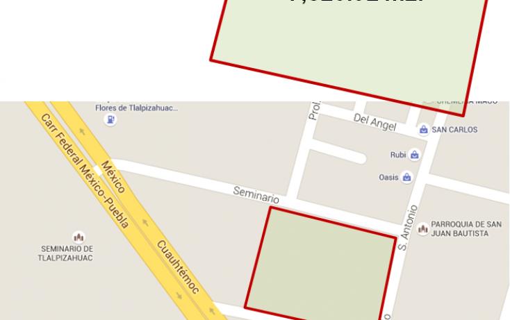Foto de terreno industrial en venta en san antonino 3, san juan tlalpizahuac, ixtapaluca, estado de méxico, 1200929 no 02