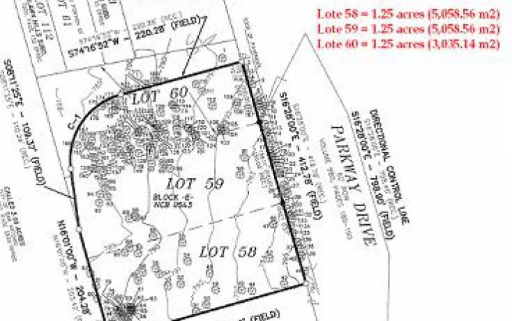 Foto de terreno habitacional en venta en san antonio 1, san antonio, balleza, chihuahua, 351881 no 03