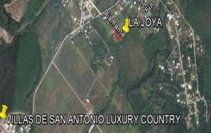 Foto de terreno habitacional en venta en  , san antonio, allende, nuevo león, 2628495 No. 01