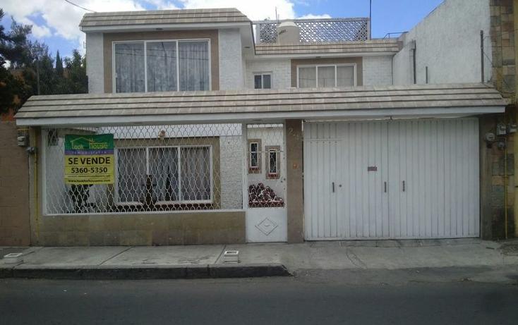 Foto de casa en venta en  , san antonio, azcapotzalco, distrito federal, 869559 No. 01