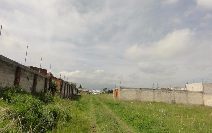 Foto de terreno habitacional en venta en  , san antonio buenavista, toluca, m?xico, 1227907 No. 05