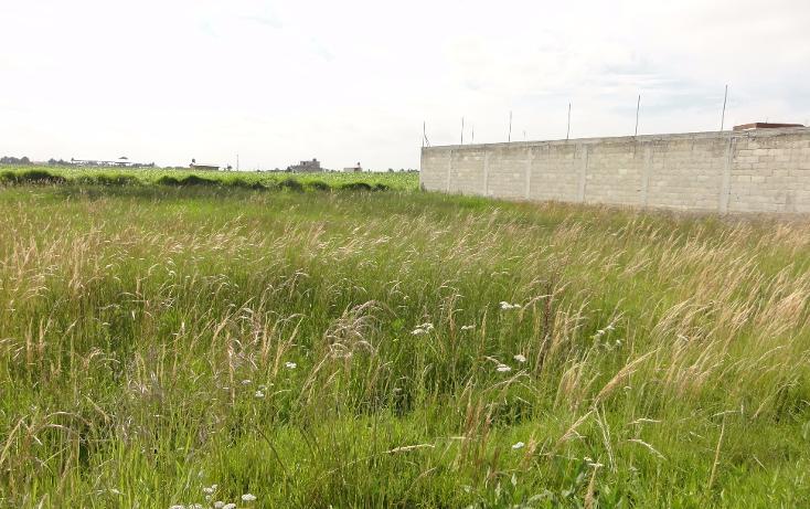 Foto de terreno habitacional en venta en  , san antonio buenavista, toluca, m?xico, 1227907 No. 07