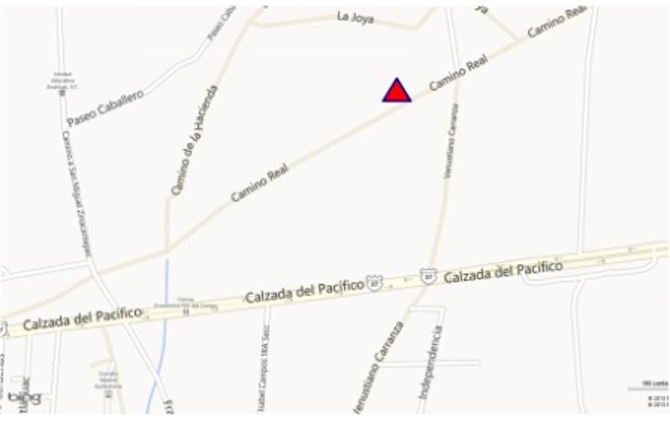 Foto de terreno habitacional en venta en  , san antonio buenavista, toluca, méxico, 1292949 No. 02
