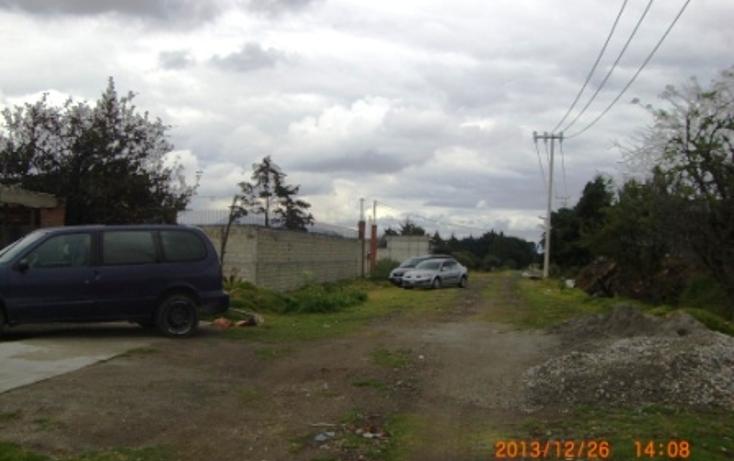 Foto de terreno habitacional en venta en  , san antonio buenavista, toluca, méxico, 1292949 No. 03