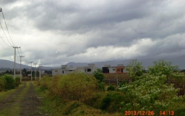 Foto de terreno habitacional en venta en  , san antonio buenavista, toluca, méxico, 1292949 No. 05
