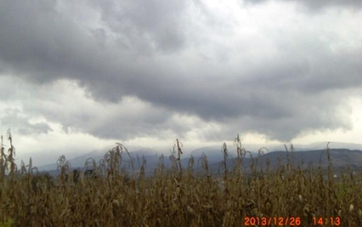 Foto de terreno habitacional en venta en  , san antonio buenavista, toluca, méxico, 1292949 No. 06