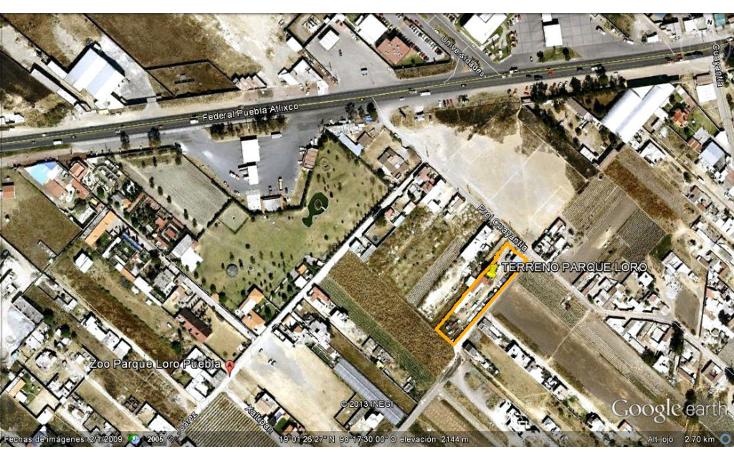 Foto de terreno habitacional en venta en  , san antonio cacalotepec, san andr?s cholula, puebla, 1045077 No. 02
