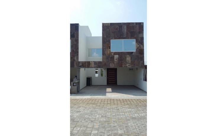Foto de casa en venta en  , san antonio cacalotepec, san andrés cholula, puebla, 1334625 No. 01