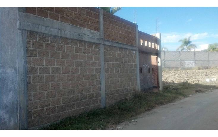 Foto de terreno habitacional en venta en  , san antonio cacalotepec, san andr?s cholula, puebla, 1557442 No. 06