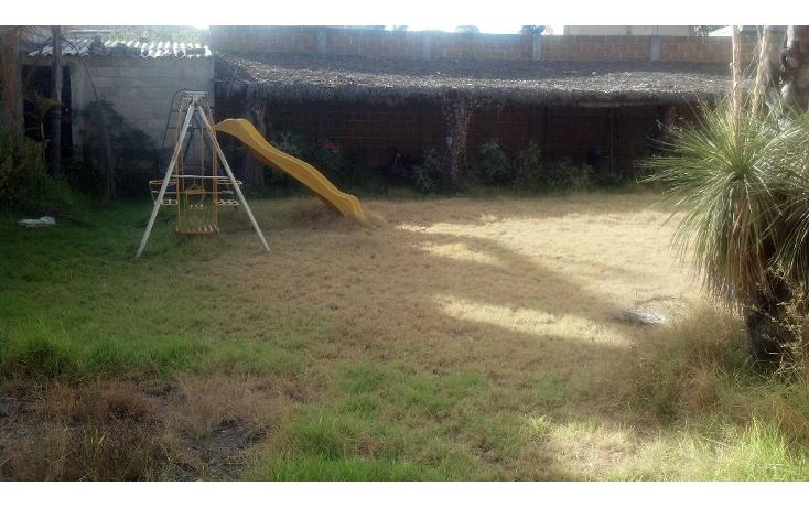 Foto de terreno habitacional en venta en  , san antonio cacalotepec, san andr?s cholula, puebla, 1557442 No. 07