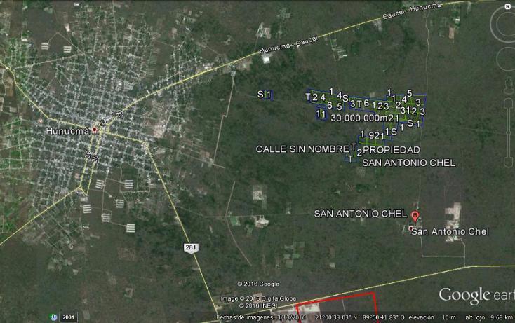 Foto de terreno habitacional en venta en  , san antonio chel, hunucmá, yucatán, 2623431 No. 02