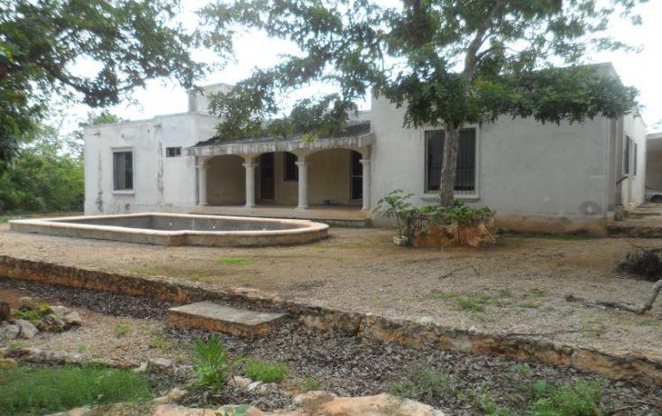 Foto de casa en venta en, san antonio cinta iii, mérida, yucatán, 1372189 no 03