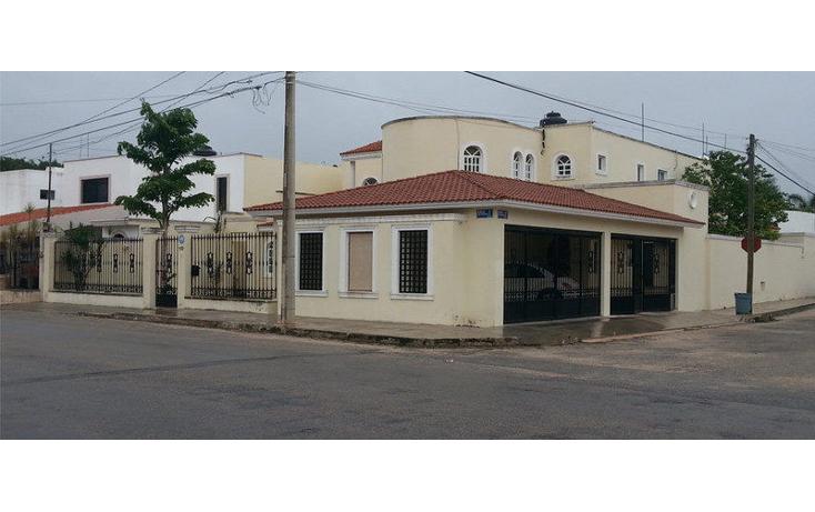 Foto de casa en venta en  , san antonio cinta, mérida, yucatán, 1120353 No. 01