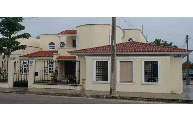 Foto de casa en venta en  , san antonio cinta, mérida, yucatán, 1120353 No. 12