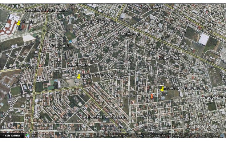 Foto de terreno habitacional en venta en  , san antonio cinta, mérida, yucatán, 1298461 No. 01