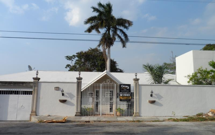 Foto de casa en venta en  , san antonio cinta, m?rida, yucat?n, 1433255 No. 01