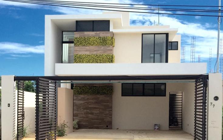 Foto de casa en venta en  , san antonio cinta, mérida, yucatán, 1576560 No. 01