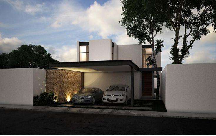 Foto de casa en venta en, san antonio cinta, mérida, yucatán, 1599114 no 02
