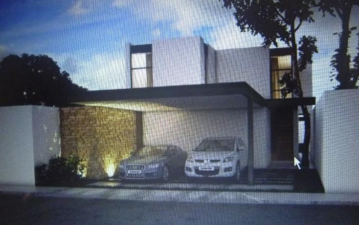 Foto de casa en venta en  , san antonio cinta, mérida, yucatán, 1600518 No. 01