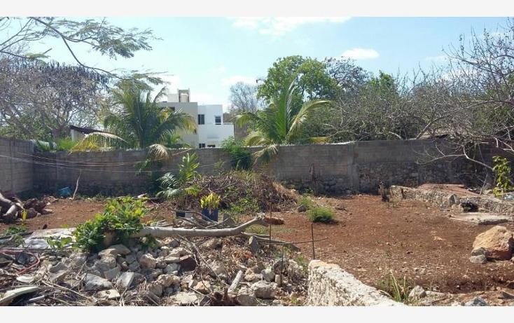 Foto de terreno habitacional en venta en  , san antonio cinta, m?rida, yucat?n, 1935210 No. 02