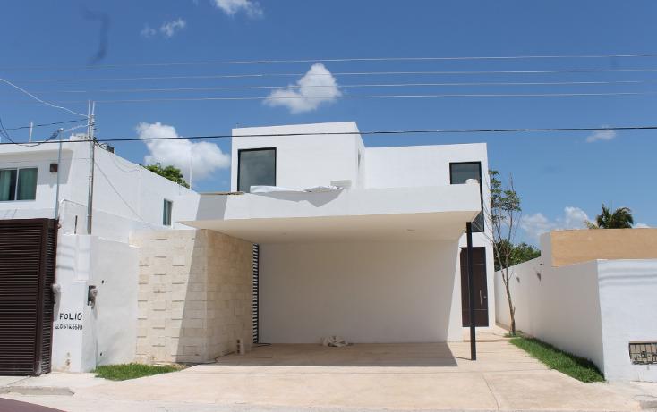 Foto de casa en venta en  , san antonio cinta, mérida, yucatán, 1962044 No. 01