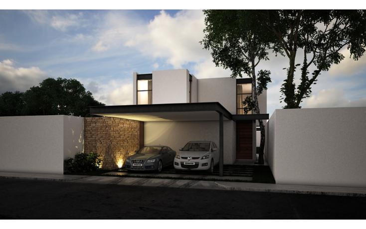Foto de casa en venta en  , san antonio cinta, mérida, yucatán, 1983644 No. 01