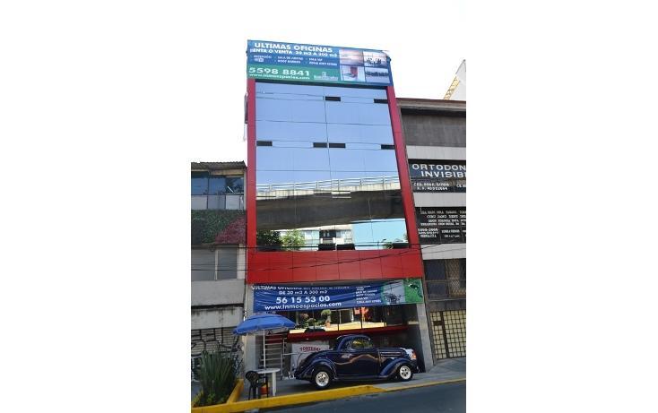 Foto de oficina en venta en  , ciudad de los deportes, benito juárez, distrito federal, 1835302 No. 02