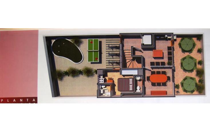 Foto de oficina en venta en san antonio , ciudad de los deportes, benito juárez, distrito federal, 1835302 No. 17