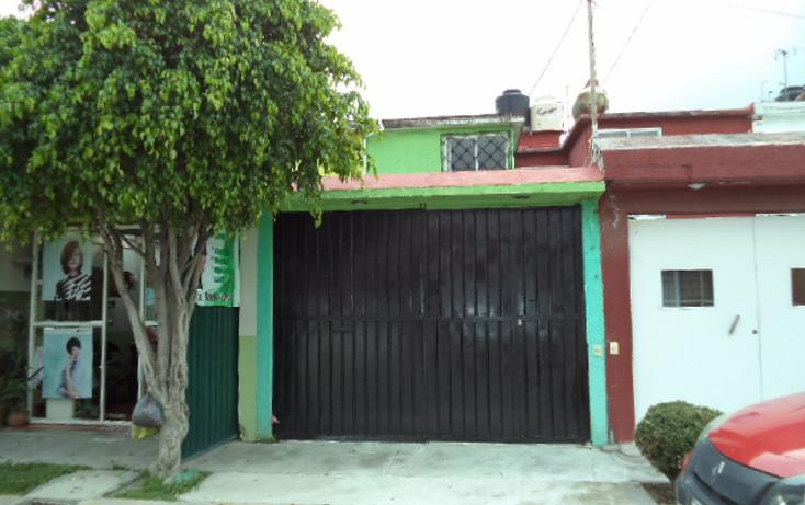 Foto de casa en venta en  , san antonio, cuautitl?n izcalli, m?xico, 1470051 No. 01
