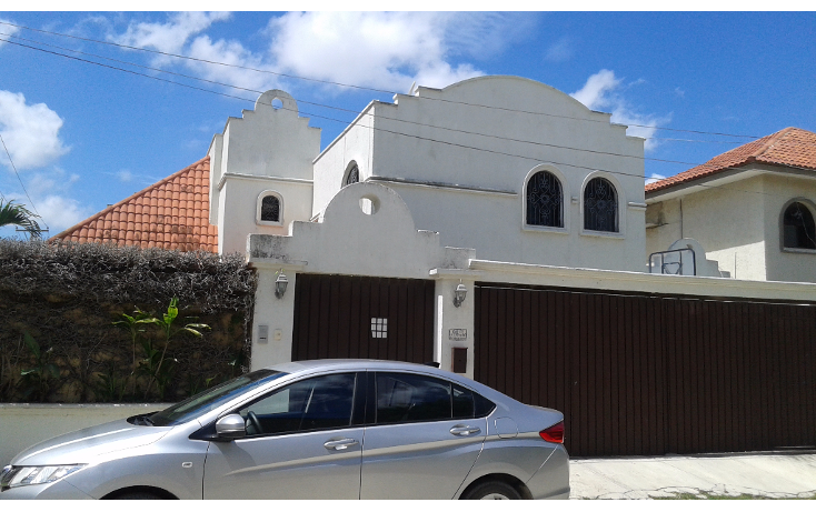 Foto de casa en venta en  , san antonio cucul, m?rida, yucat?n, 1320817 No. 01