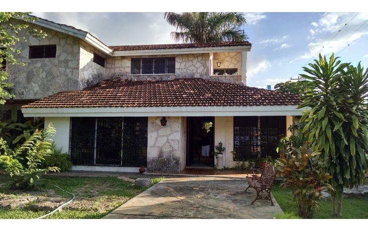 Foto de casa en venta en  , san antonio cucul, mérida, yucatán, 1448791 No. 01