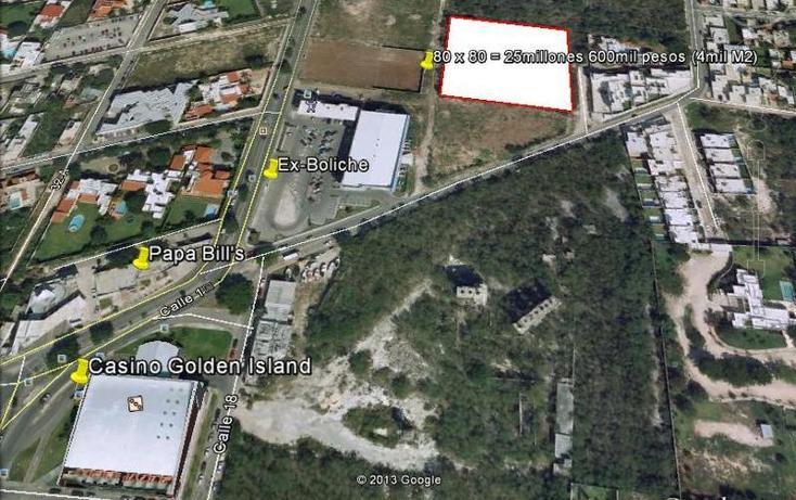 Foto de terreno habitacional en venta en, san antonio cucul, mérida, yucatán, 448133 no 01