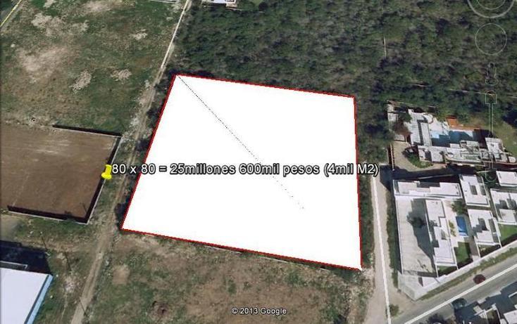 Foto de terreno habitacional en venta en, san antonio cucul, mérida, yucatán, 448133 no 02