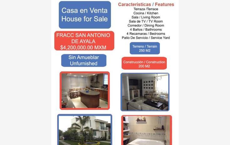 Foto de casa en venta en san antonio de ayala 1, san antonio de ayala, irapuato, guanajuato, 1798242 No. 01