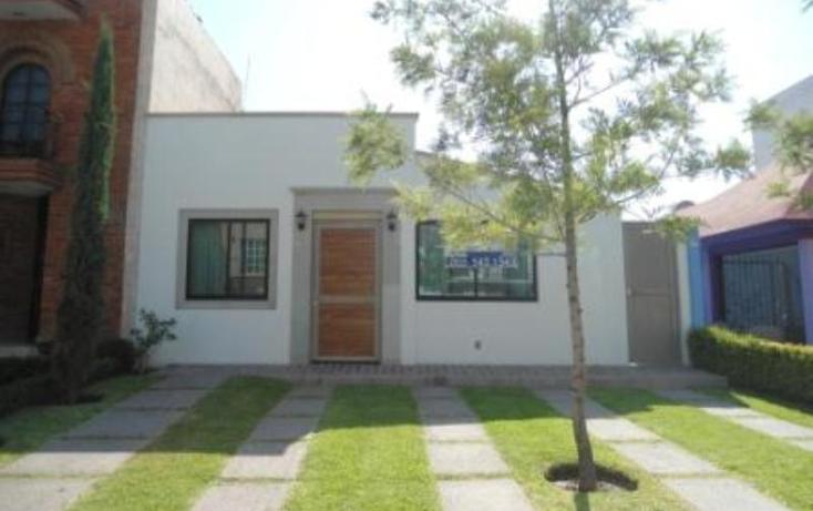 Foto de casa en renta en  ---, san antonio de ayala, irapuato, guanajuato, 390114 No. 01