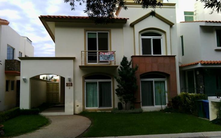 Foto de casa en renta en  , san antonio de ayala, irapuato, guanajuato, 588001 No. 01