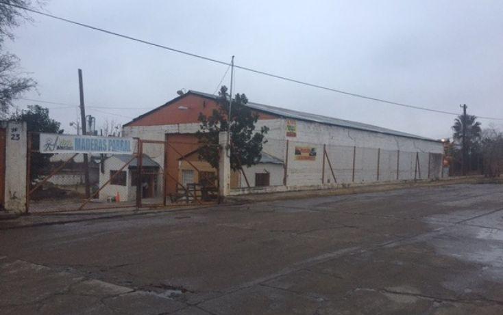 Foto de bodega en renta en, san antonio de las huertas, hidalgo del parral, chihuahua, 1531344 no 01