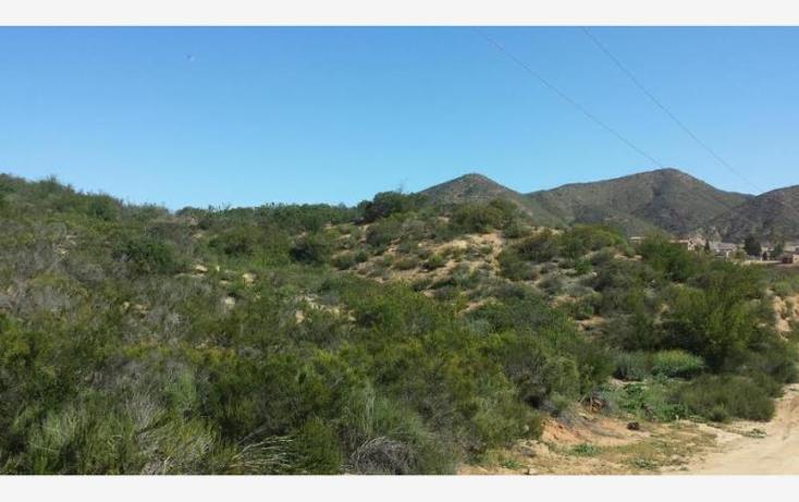 Foto de terreno comercial en venta en  -, san antonio de las minas, ensenada, baja california, 1739982 No. 03